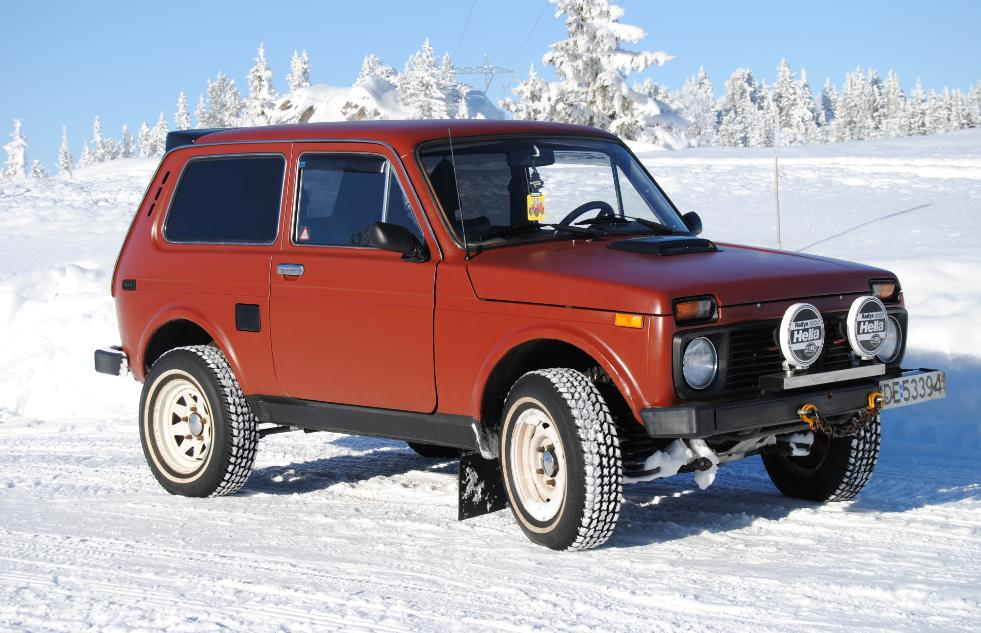 Bilde av våre ladaer. Side 5 Lada Offroad.no Side 5