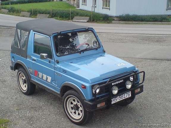 Min Suzuki Suzukibilder Offroad.no